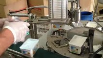 Krem Peynir Dolum ve Kapama Makinası