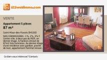 A vendre - appartement - Saint-Maur-des-Fossés (94100) - 5