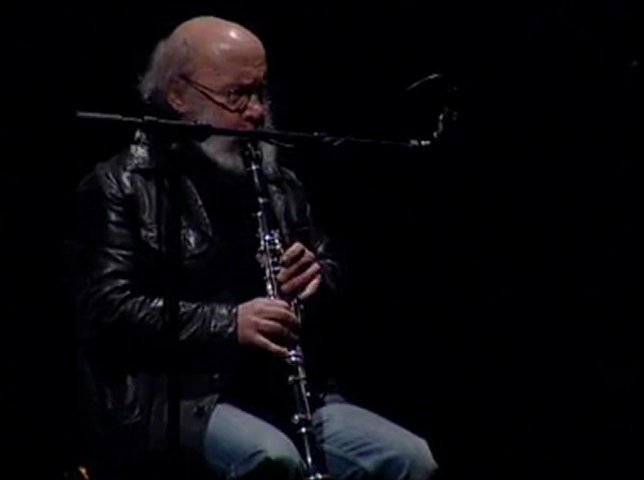 Jacques di Donato plays OMax in Lyon 2011