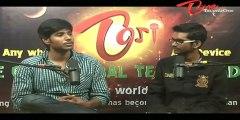 TORI Live Show with Young Hero Sundeep Kishan