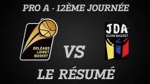 Résumé - J12 - Réception de le JDA Dijon