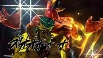 PS3 - JoJo's Bizzarre Adventure: All-Star Battle - Jump Festa Trailer [720p]