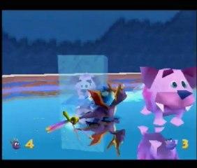 Frapsoluce Spyro 3 : Partie 11 - Autel de la glace