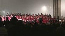 Concert des choeurs de la Primatiale Saint Jean de Lyon, 23 décembre 2012 -  1er extrait