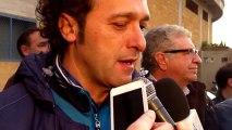 Akragas - Valderice conf stampa  Pino Rigoli