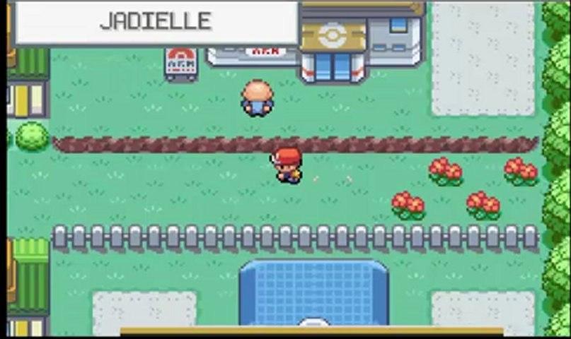 pokémon version rouge feu: 19 Badge terre