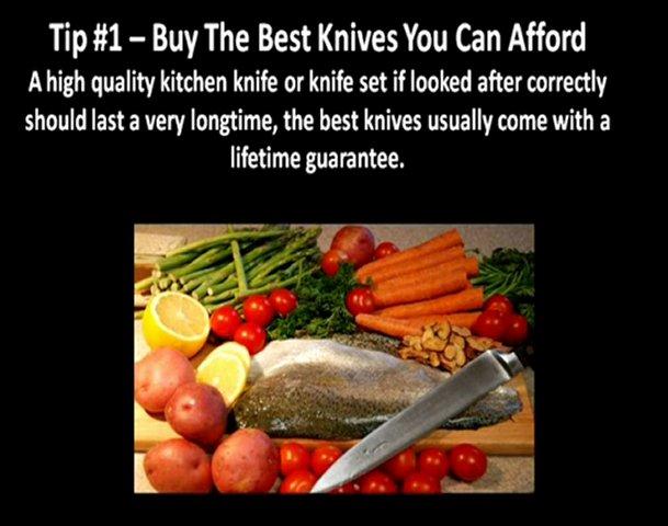 Best Kitchen Knives – Choosing the Best Kitchen Knives