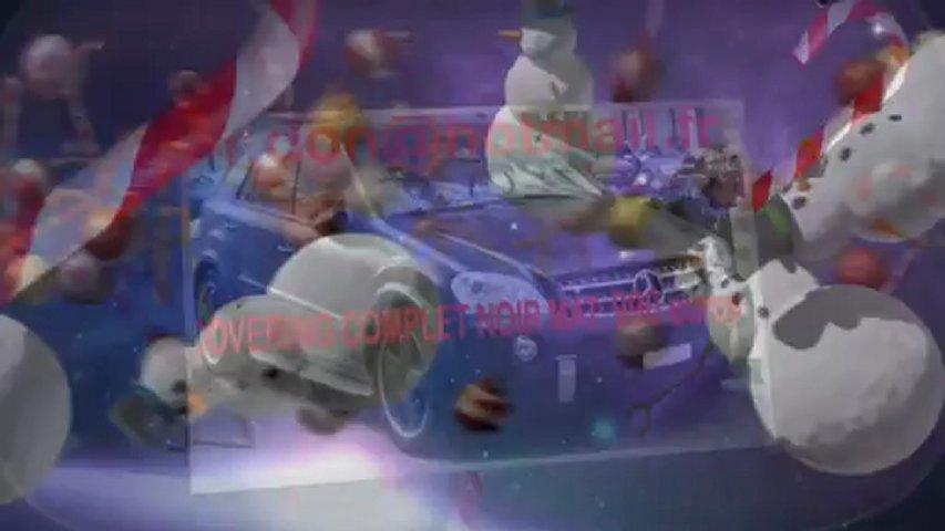 Mercedes Classe ML, Mercedes Classe ML, essai video Mercedes Classe ML, covering Mercedes Classe ML, Mercedes Classe ML peinture noir mat