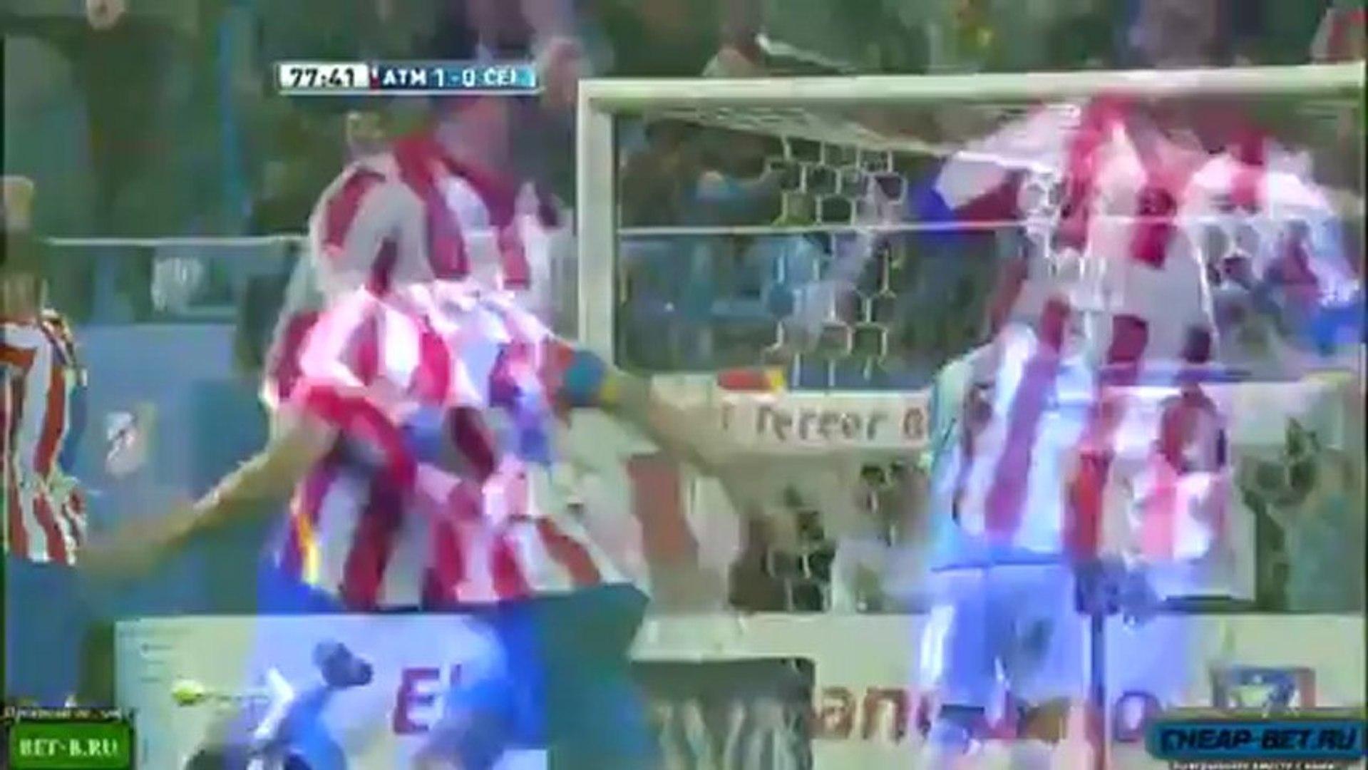 Atletico Madrid 1-0 Celta Vigo Özet - Dailymotion Video