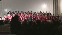 Concert des choeurs de la Primatiale Saint Jean - 4ème extrait : L'Alleluhia du Messie de Haendel