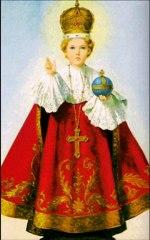 L'enfant Jesus de Prague