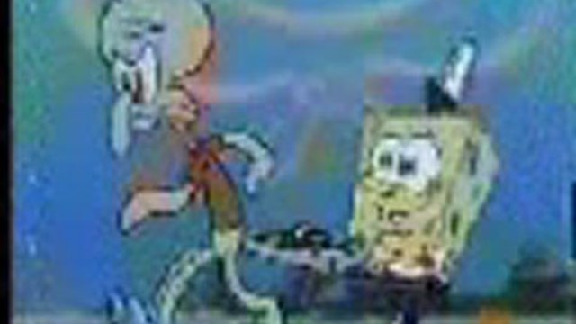 SpongeBob SquarePants Season 1 Episode 10 Pizza Delivery (Speedy