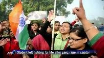 Indian premier urges calm amid fury over gang rape