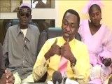 Salomon MBUTCHO | Groupe SCAC AFRIQUE, Conférence de presse du Groupe SCAC Afrique concernant l'Affaire Mbomboye