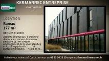 A louer - Bureaux - RENNES (35000) - 177m²