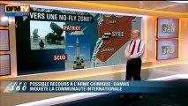 Syrie : la rumeur d'armes chimiques enfle