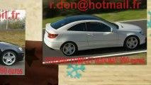 Mercedes CLC, Mercedes CLC, essai video Mercedes CLC, covering Mercedes CLC, Mercedes Mercedes CLC peinture noir mat
