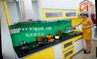 Tủ bếp, tủ bếp đẹp do TỦ BẾP XINH thiết kế