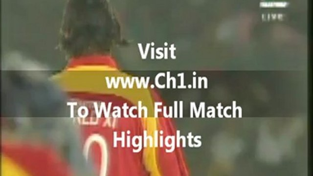 India Vs Pakistan 2nd T20 Highlights 28 December 2012 | Live Brodcasting IND Vs PAK 2nd T20