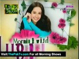 Morning With Juggan By PTV Home - 25th December 2012 Part 2