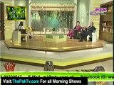 Morning With Juggan By PTV Home - 25th December 2012 Part 3