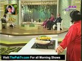 Morning With Juggan By PTV Home - 25th December 2012 Part 4