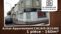 A vendre - appartement - CALAIS (62100) - 1 pièce - 160m²