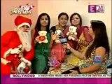 *Drashti Dhami* Madhubala EIEJ - DD celebrating Christmas - E24 Segment 25/12/2012