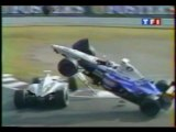 Résumé saison F1 1998 avec les commentaires du live ( TF1 )