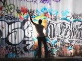 """Lee Bofkins Graffiti-Archiv """"Global Street Art""""   Euromaxx"""