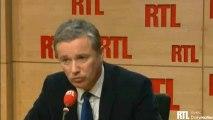 26/12/12 RTL, Nicolas Dupont-Aignan s'oppose au mariage pour tous - La Manif Pour Tous