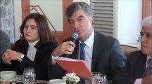 CHP İl Yönetimi ve İlçe Başkanları Toplantısı