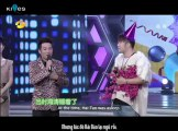 [Vietsub] Happy Camp - Kim Hyun Joong Part1