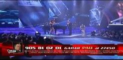 Malú y Pau (The way you look tonight) - Final La Voz