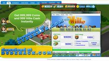 The Ville Hack for unlimited Coins and Cash New Release The Ville Coins Cheat Facebook