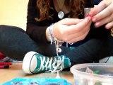 comment faire des petits boutons en gel déco part 1