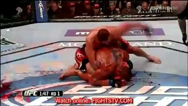 Okami vs Belcher fight video