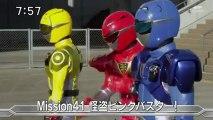 2代目【GTO】上原杏子(新川優愛)【ゴーバスターズ】に登場!(予告)