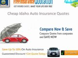 Cheap Idaho  Auto Insurance Rates - Coverage - Laws - Requirements