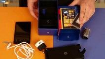 Nokia Lumia 920 Kutu İçeriği (Nokia Lumia 920 Unboxing)