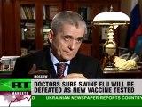 Swine flu: Vaccine victory?