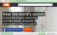 """Soundcloud Downloader"""" 