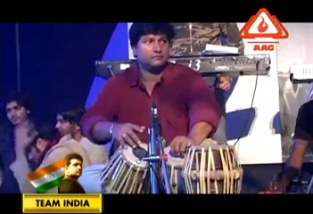 Sur ki Baazi - Himesh Reshammiya and Team India.mp4