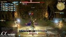 FINAL FANTASY XIV : A Realm Reborn - Les donjons instanciés (Gameplay de l'alpha)