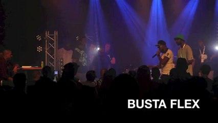 Freestyle bag ft. GALICK, ALVIN, BUSTA FLEX & DANDYGUEL @ EOW Maubeuge 2012