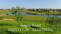 Katameya Dunes Real Estate  Villa for Sale In Katameya Dunes   القطامية ديونز