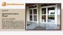 A vendre - appartement - Saint-Fons (69190) - 4 pièces - 79
