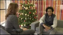 British soul singer - Lemar interview on ITV's Central Tonight