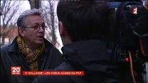 Voeux acides du PCF .. /.. Voeux 2013 au Président Hollande !