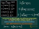 Indefinte Integration IIT JEE Calculus concept builder, CBSE Maths preparation, AIEEE solutions